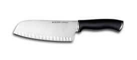RESOLUTE  Santoku Knife 7""
