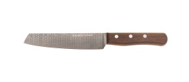 "SIRIUS Kitchen knife 6,5"" Made of DSC® inox Damast Steel"