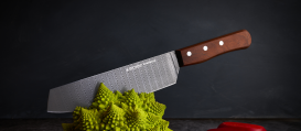 "SIRIUS Chef's knife 8"" Made of DSC® inox Damast Steel"
