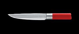 AML LINES Fleischmesser ROT, 20cm