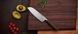Cutting board 3D American walnut