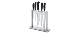 PLATINUM Knife block set, 6 pieces