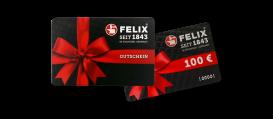 Geschenk Gutschein 100,00€