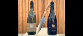 SOMMER EDITION Ein scharfes Geschenk(Messer trifft Wein)
