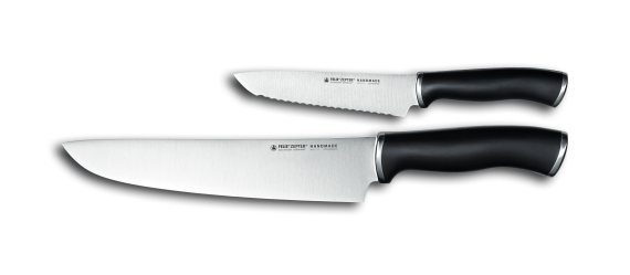 RESOLUTE  2 piece knife set