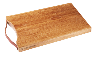 Cutting board, solid oak wood 14 x 8 x 1,2""