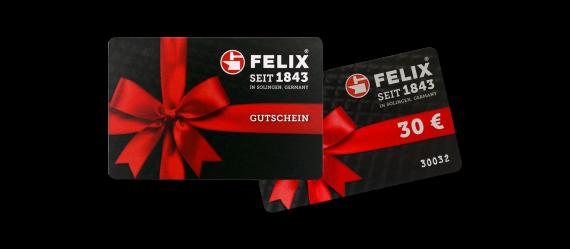 Geschenk Gutschein 30,00€